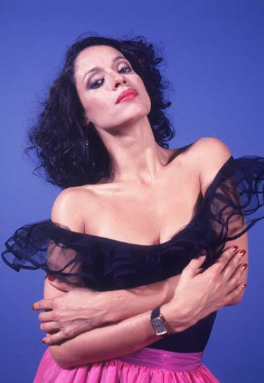 """Sônia Braga foi uma das estrelas de """"Dancin' Days"""""""