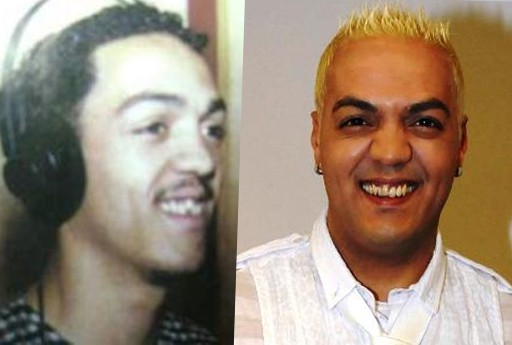 Antes e depois da fama: Belo