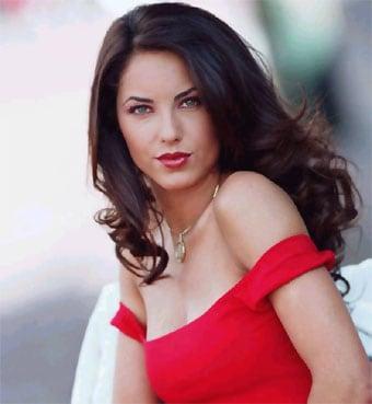 """... Mori, protagonista de """"Rubi"""", um dos maiores sucessos da Televisa"""