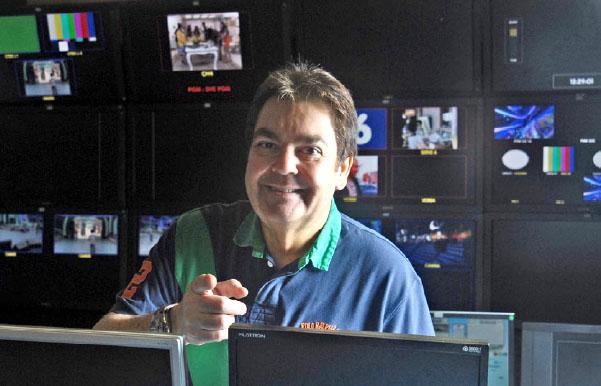 Fausto Silva, o mais bem pago apresentador da TV brasileira fechou 2012 em baixa
