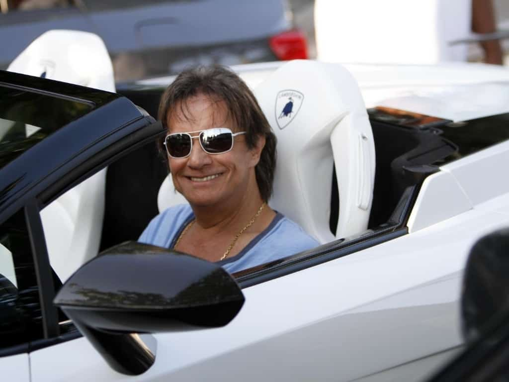 Aparentemente, Roberto Carlos não é fã de realitys shows