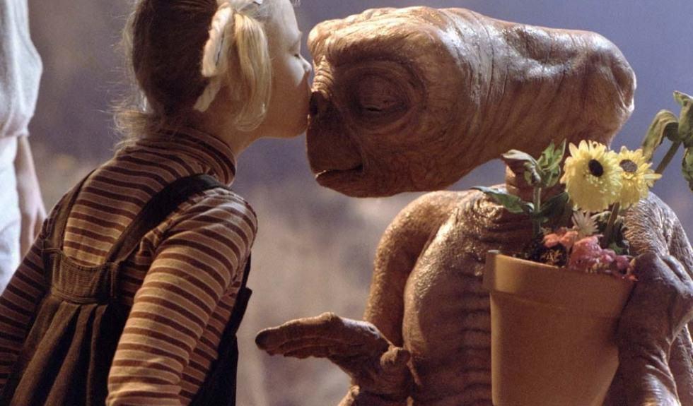 Histórias de encontros de ETs com humanos são famosas no cinema