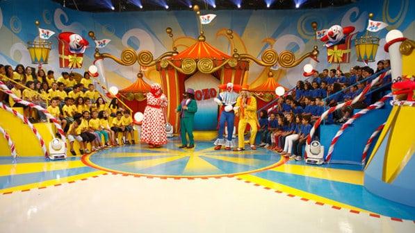 """""""Programa do Bozo"""" terá cenário em formato de uma arena de circo"""