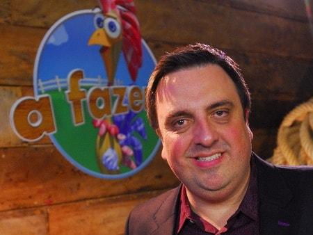 """Rodrigo Carelli, diretor de """"A Fazenda"""""""