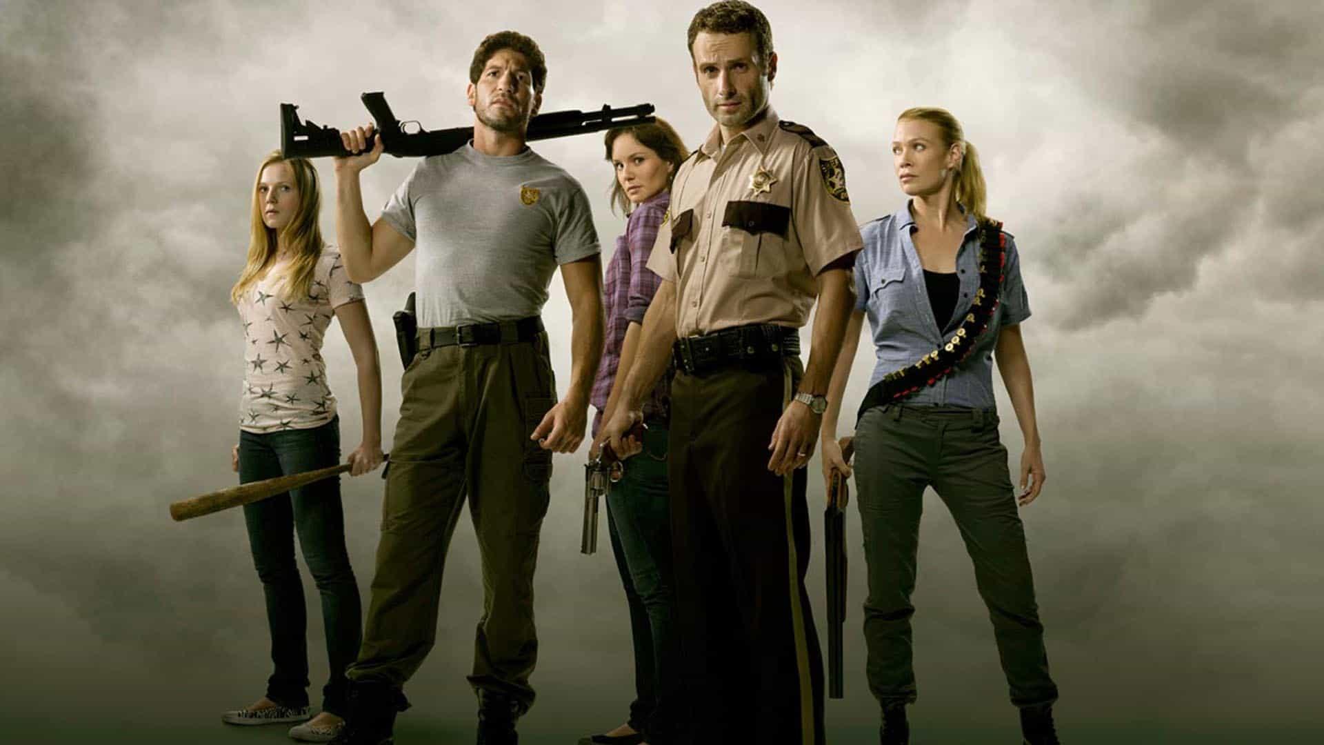 """The Walking Dead"" nunca citou a palavra zumbi"