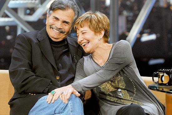 Tarcísio Meira e Glória Menezes estão cotados para um dos episódios