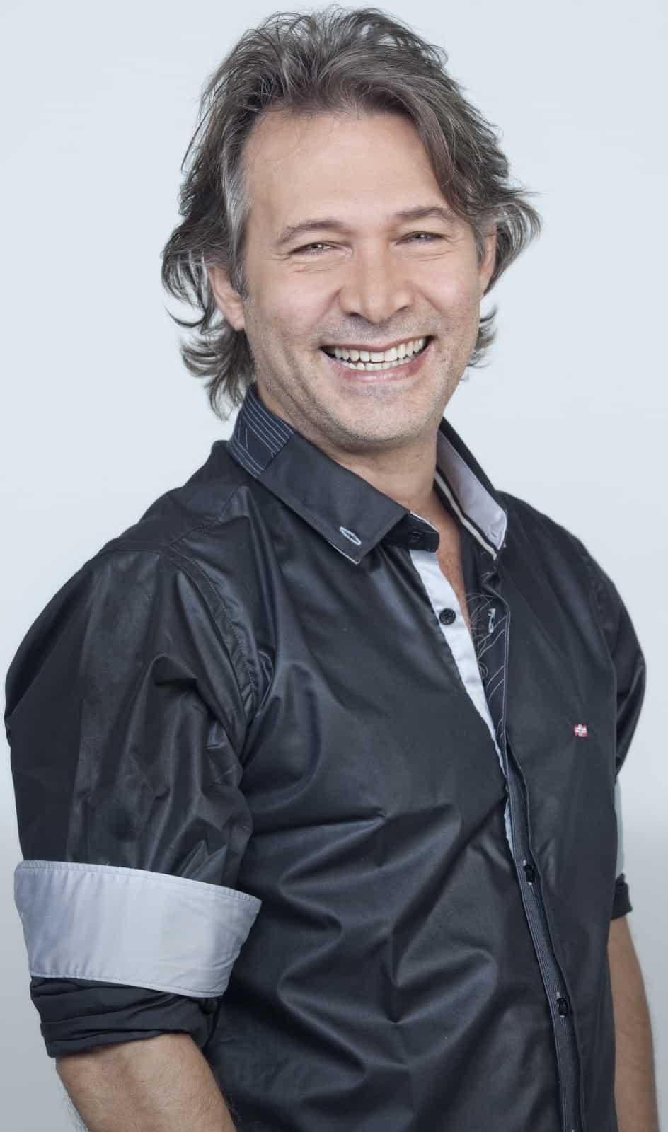 """Nelson Freitas, um dos atores escalados para a nova """"Malhação"""""""