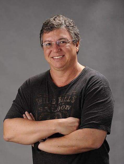 """Boninho, o mais novo """"menino superpoderoso"""" da Globo"""