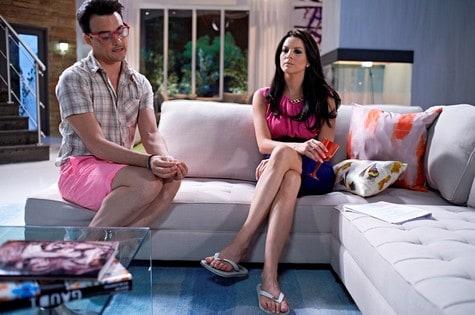 Crô e Tereza Cristina atacam novamente, agora em Los Angeles