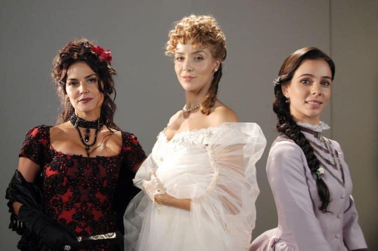 """Christine Fernandes, Carla Regina, Míriam Freeland protagonizaram """"Essas Mulheres"""""""