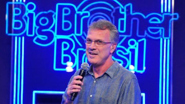 Pedro Bial no BBB