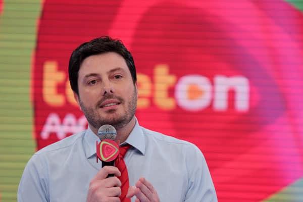 """Danilo já participou do """"Teleton"""", do SBT"""
