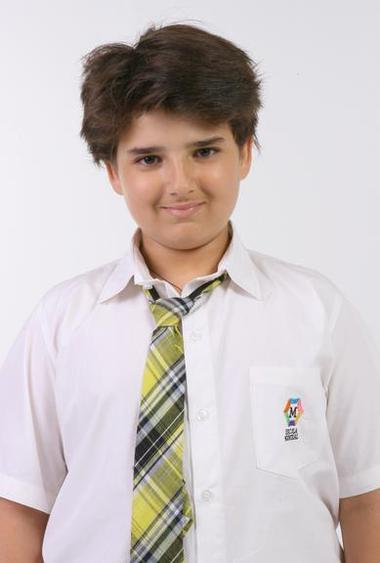 """Nicholas Torres, o Jaime de """"Carrossel"""""""