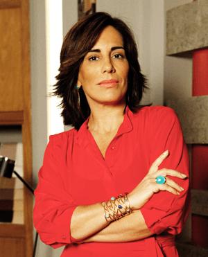 """Glória Pires, a Roberta Leone de """"Guerra dos Sexos"""""""