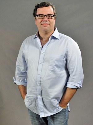 O autor João Emanuel Carneiro