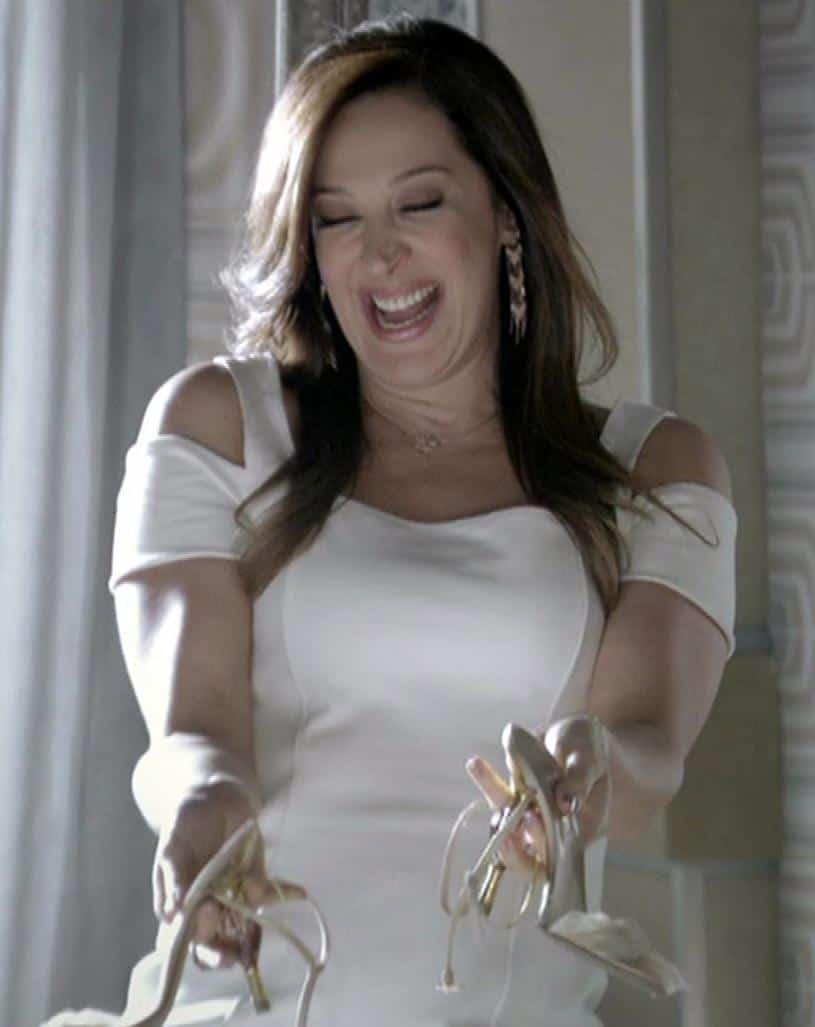 """Lívia vai dançar dentro de uma taça em """"Salve Jorge"""""""