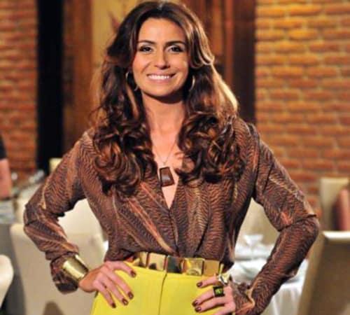 Giovanna voltará às telinhas em 2014