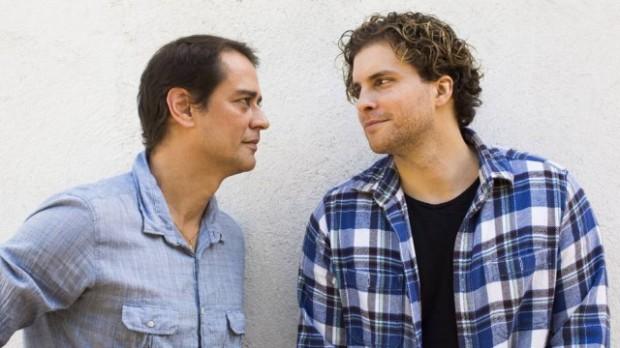 Marcello Antony e Thiago Fragoso são casal gay em Amor à Vida