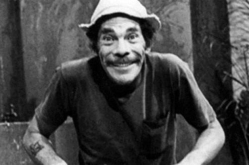 Ramón usava as mesmas roupas do seu Madruga, menos o chapéu