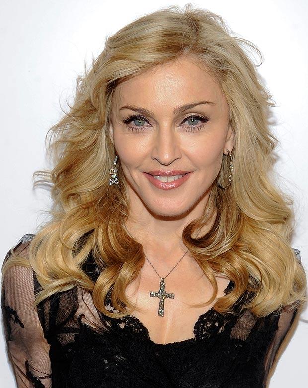 Madonna não guarda mágoas