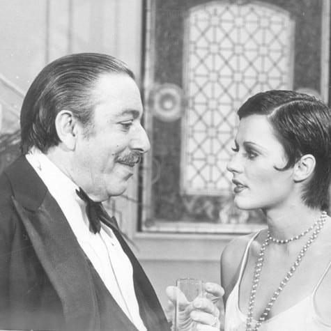 Os atores José Lewgoy e Bete Mendes