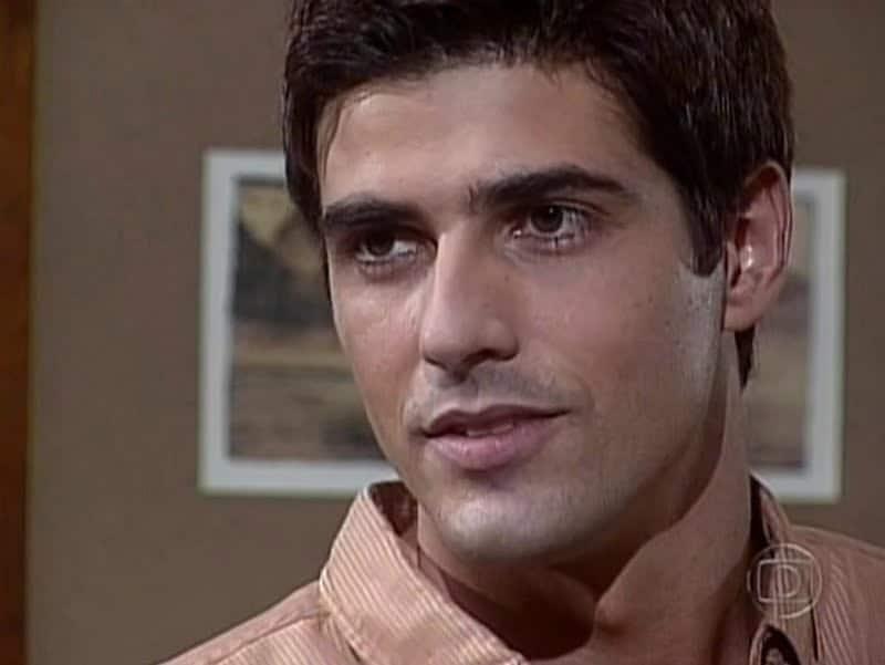 """Reynaldo em cena em """"Laços de Família"""""""
