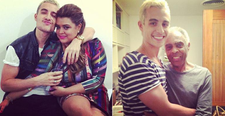Petra e Thiago: novo casal