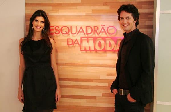 Isabella Fiorentino e Arlindo Grund