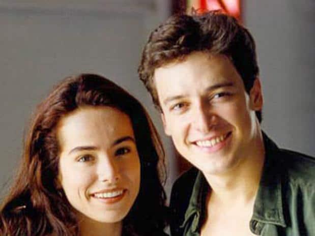 Cássia e Rodrigo. Temporada de sucesso em 1997