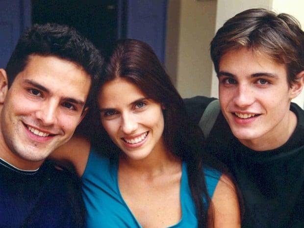 Iran, Rafaella e Max: Temporada de sucesso