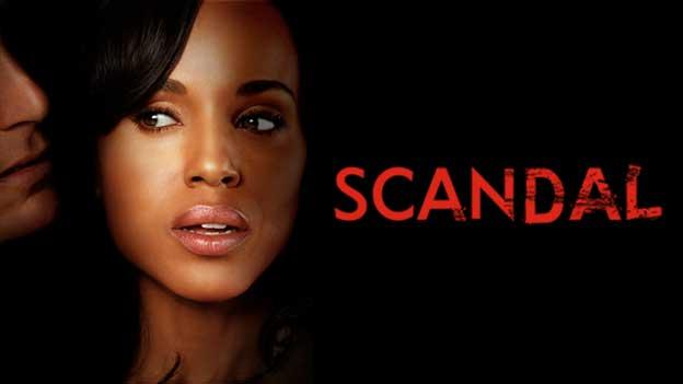 """""""Scandal"""" estreia no Sony"""