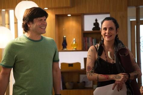 Paulo Ricardo contracena com Fernanda Young
