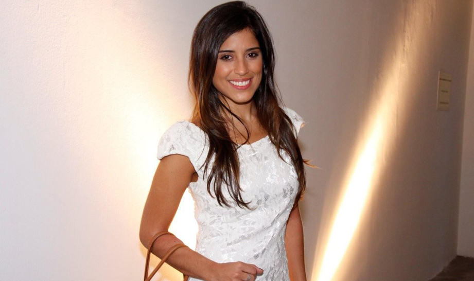 Camila Camargo, filha de Zezé Di Camargo