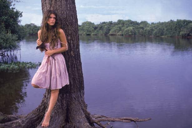 """Cristiana Oliveira estrelou """"Pantanal"""""""