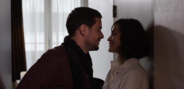 """Daniel Oliveira e Alice Braga em """"Latitudes"""""""
