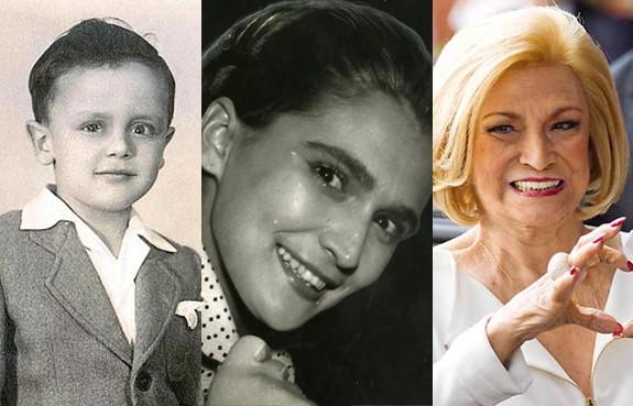 Conheça a vida da maior apresentadora que a nossa televisão já teve