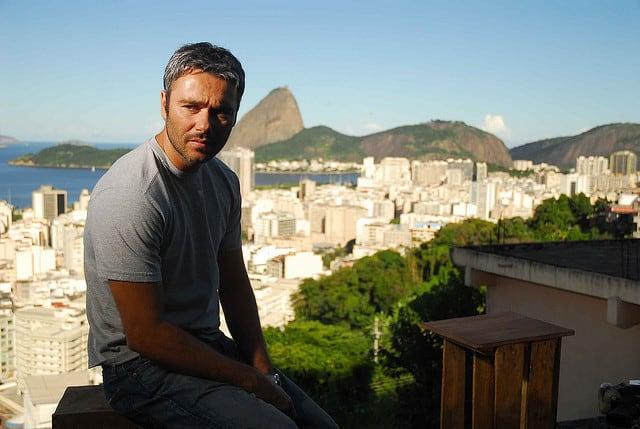 """Ângelo Paes Leme é Nando em """"A Lei e o Crime"""""""