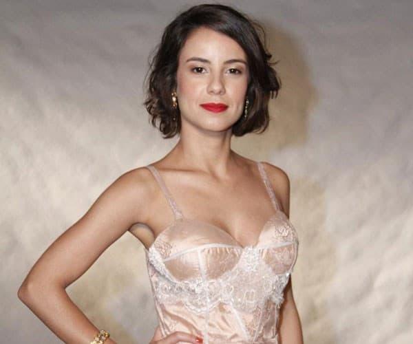Globo não quer cansar imagem de Andreia Horta