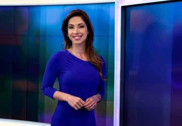 """Neila Medeiros apresenta o """"SBT Notícias"""", que é um fracasso no ibope"""