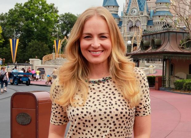 Angélica também já gravou na Disney