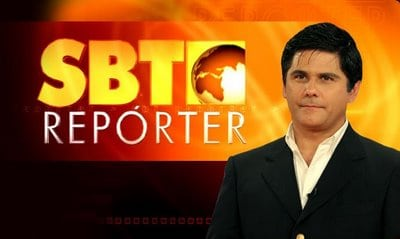"""César Filho e o 'finado' """"SBT Repórter"""""""