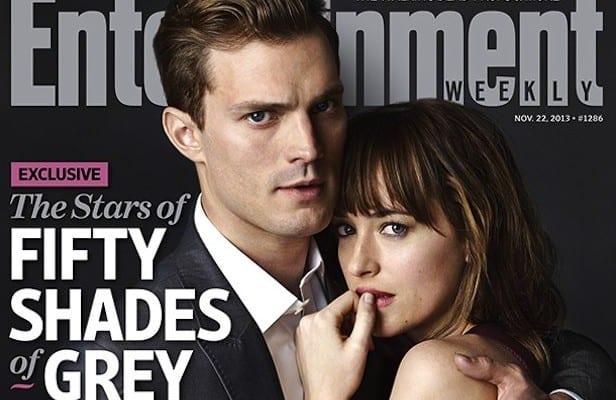 "Jamie Dornan e Dakota Johnson estrelam ""50 Tons de Cinza"""