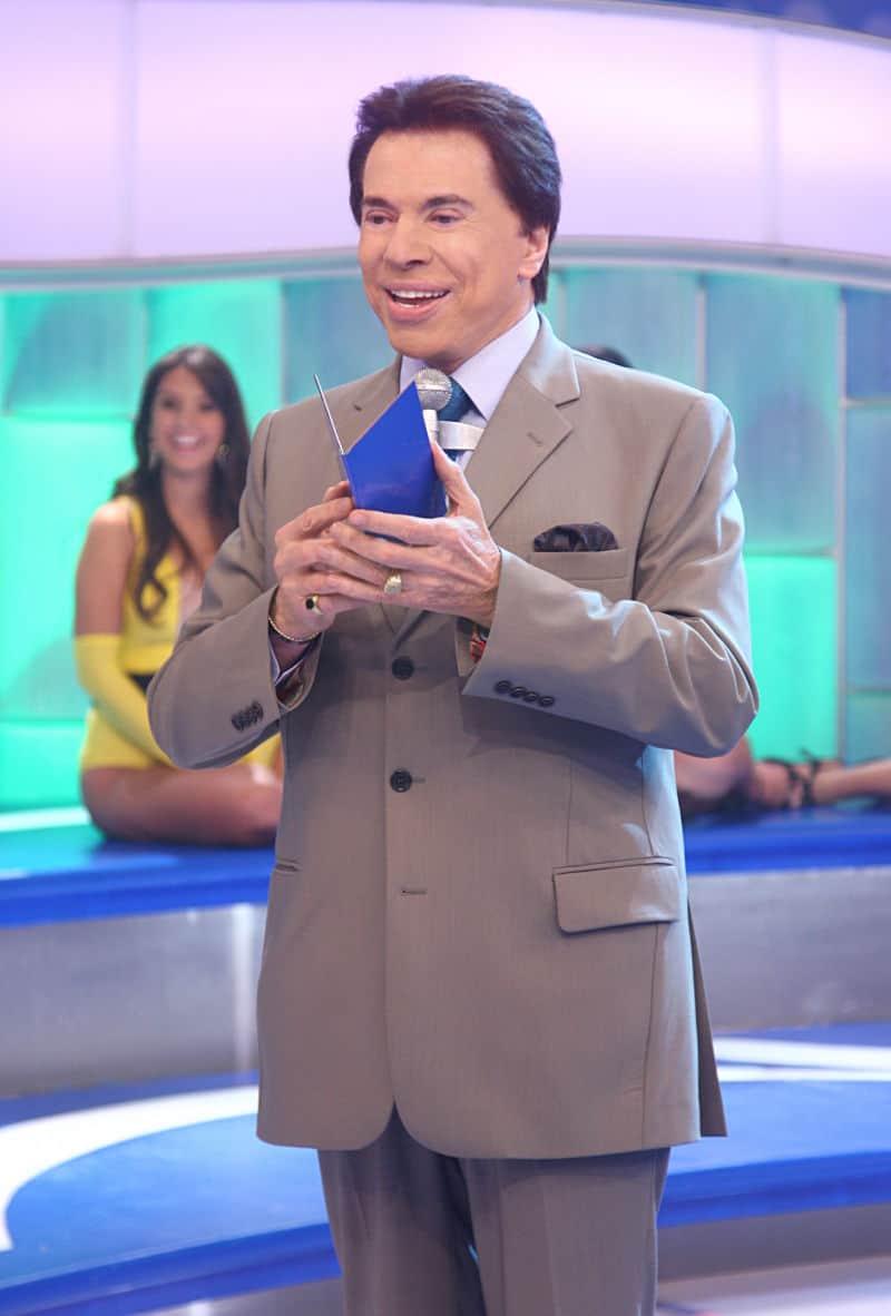 Silvio Santos: apresentador não superou Caco e Magda