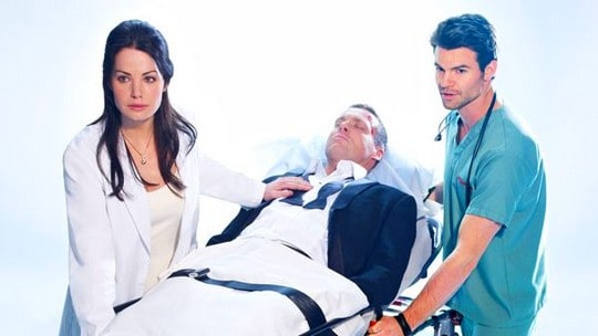 """Saving Hope"" ganha terceira temporada"
