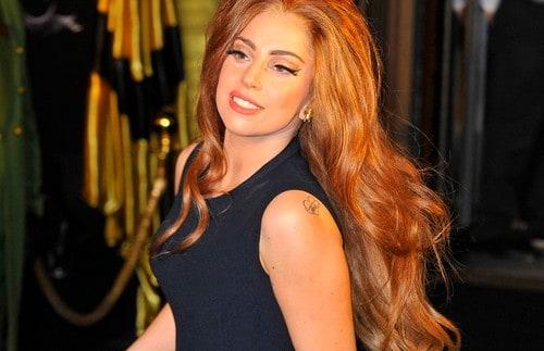 Lady Gaga pretende se apresentar no espaço