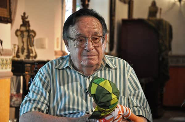 Roberto Gómez Bolaños está com problemas de saúde, mas nada grave
