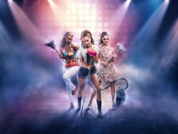 Penha (Taís Araújo), Rosário (Leandra Leal) e Cida (Isabelle Drummond) estão de volta