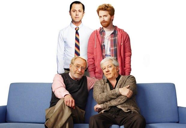 """Primeira temporada de """"Dads"""" é encurtada em três episódios"""