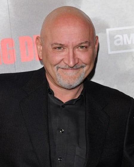 """Frank Darabont é o criador de """"The Walkind Dead"""" e ex-produtor da série"""