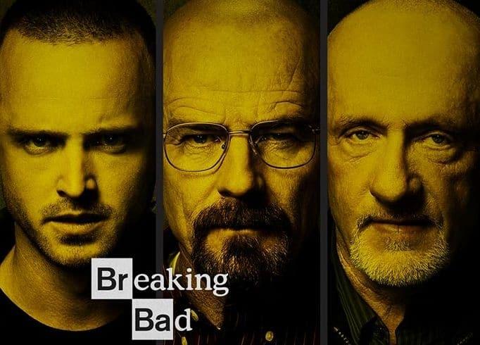 """Breaking Bad"" terminou em setembro"